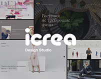 Icrea - design studio