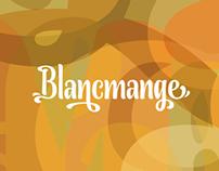 Typeface - Blancmange
