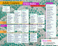 Art Center Course Catalog