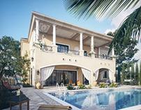 "Tuscan villa ""Abu Dhabi"""