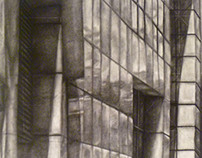 RISD pre-college 2011 Drawing Final: Reflection
