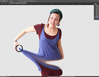 The funny side of photoshop