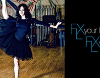 FLX - web banners