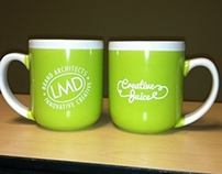 LMD creative drinking mugs