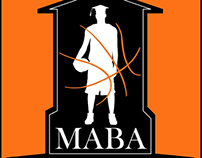 Mark Aguire Basketball Academy Logo & Website
