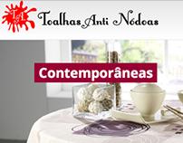 Website Toalhas de Mesa Antinódoas
