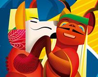 6° Festival Cultural El Teco + 2° Encuentro Artesanos