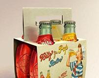 Vintage Bilz & Pap Bottles