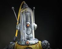 Escultura / robot