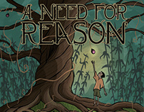 A Need for Reason album designs