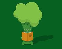 Broccoli iPhone-case