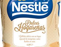 Galletas de Mantequilla Nestlé