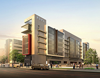 RSPL Office tower ( Kanpur, India)