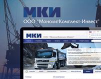 Web site Opalubka