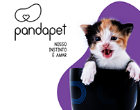 Visual Identity | Pet Store Pandapet