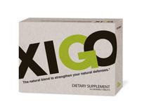 XIGO packaging