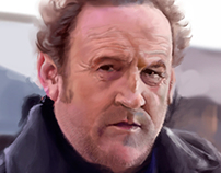 Colm Meaney Study