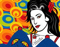 Amy in Rio