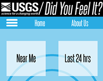 USGS: 'Did You Feel It?' mobile app