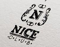 Logo for Niceclub, Odessa / Niceclub, Одесса