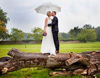 Huwelijksfotografie: Karolien & Bert