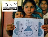 Shudh Pani - IDSA Bronze Award 12