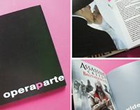 Operaparte - Editorial & graphic projects