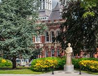 Margaret Thatcher Statue Impressions