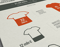 Football infographic / for Menstream.pl