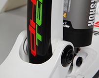 Format bikes 2015 Downhill series