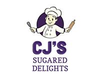 CJ's Sugar Delights Logo