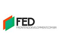 FED | FrontEndDevelopment.com.br - Brand Design