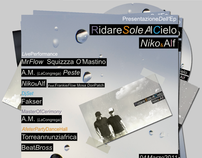Locandina Evento Live RidareSoleAlCielo(EP)