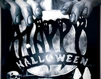 PSD Halloween Flyer/Poster Template
