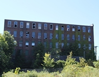 Abandoned Building — Windsor Locks, CT