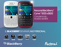 BLACKBERRY PERSONAL