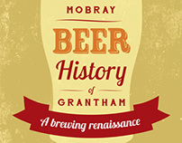 Mobray Beer Museum Poster