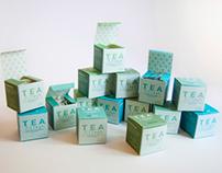 Tea Fifteen branding