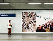Metro da Trindade - Porto