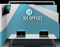 IOS OFFICES booth design 02