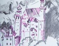 Illustrations in Pencil