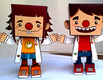 FDS - Paper toys