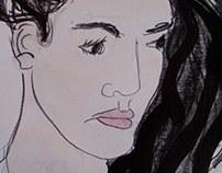 Portraits: Eliza & Craig