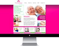 Helping Hand Home Care Website