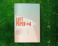 Loft Paper #4