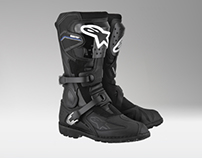 Alpinestars Toucan - Adventure Touring Motorcycle Boot