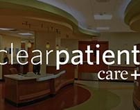 Clear Patient Care, A UI Investigation