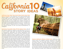 10 California Story Ideas