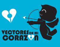 Vectores de mi corazon (Vectors from my heart)