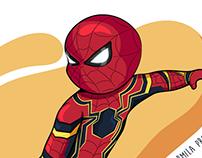 Spiderman (Marvel Cinematic Universe MCU)